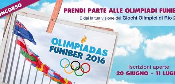 Iscrizioni aperte per le Olimpiadi FUNIBER