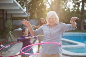 Entre mulheres idosas, a largura da cintura pode indicar risco
