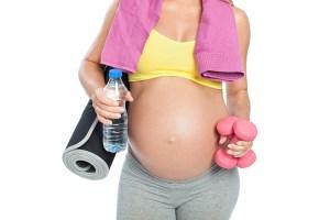 O que se sabe sobre o exercício físico durante a gravidez