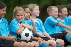 Futebol melhora desenvolvimento ósseo