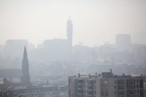Santiago consegue reduzir poluição dos caminhões