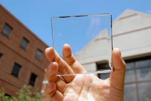 Desenvolvem novas células solares transparentes