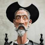 """Se celebra el IV Centenario de la Segunda Parte de """"Don Quijote de La Mancha"""""""