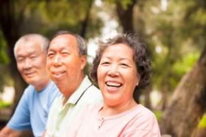 cuando envejecemos nos volvemos más felices