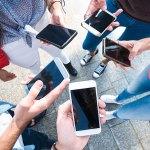 Aumenta la adicción por los smartphones mundialmente