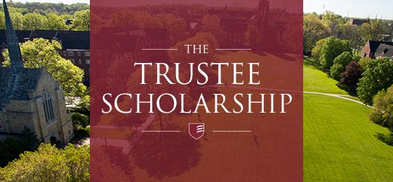 Trustee Scholarship Program - Faculty Adviser Perspectives