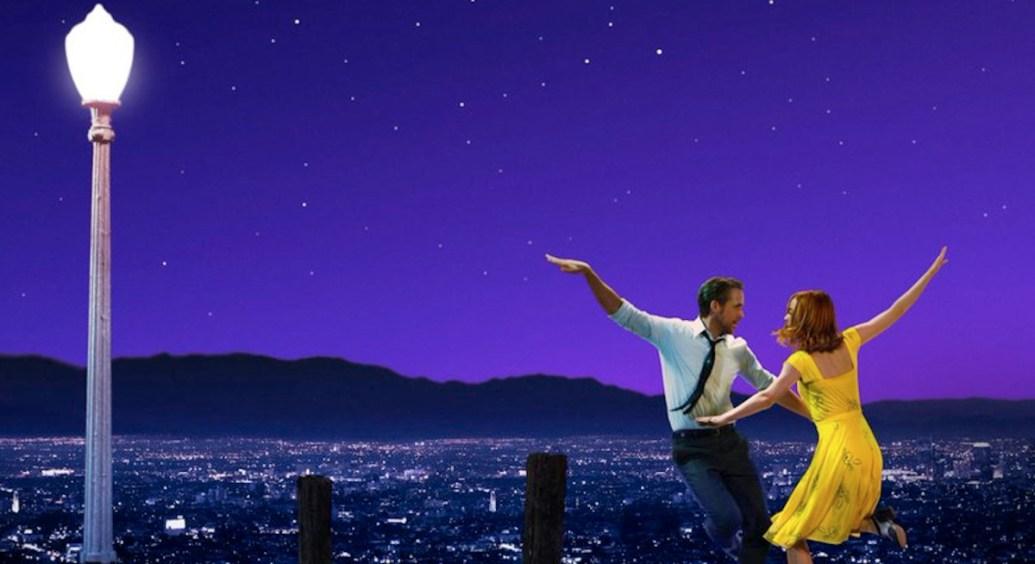 Escena de La La Land