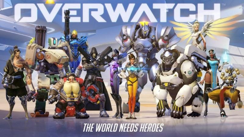 best overwatch characters