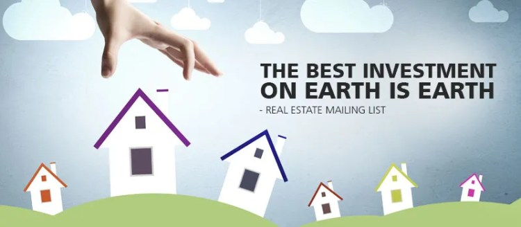 Real Estate Mailing List