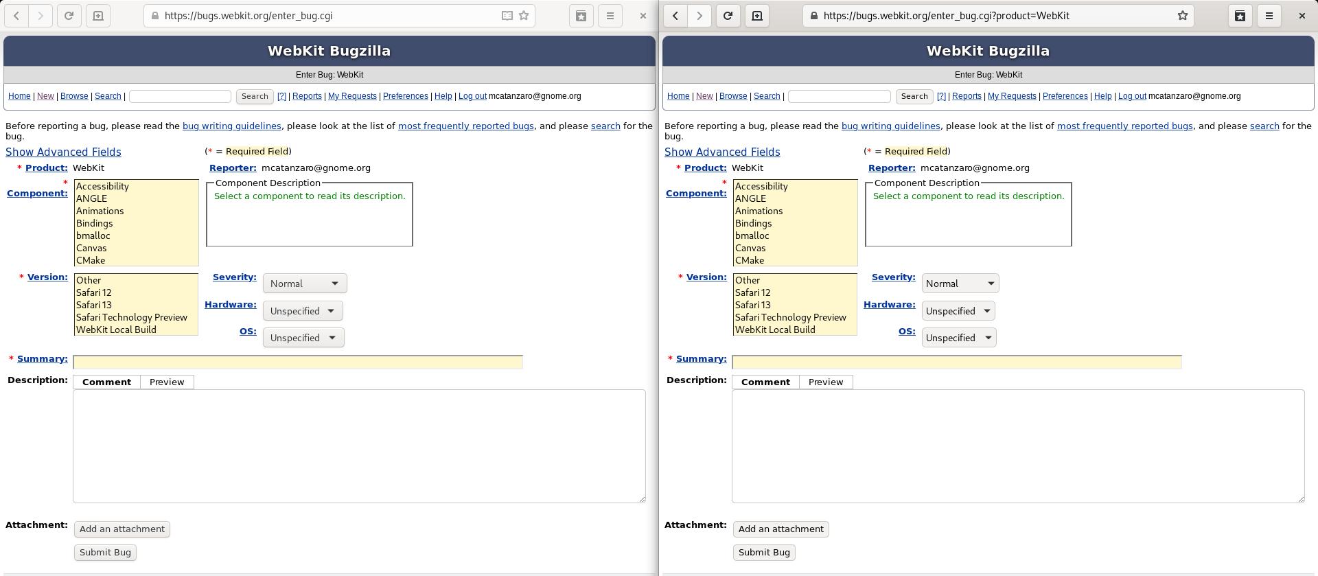 Epiphany 3.38 and WebKitGTK 2.30