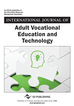 Adult Vocational Education and Technology Journal cover