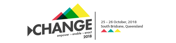change 2018 conference