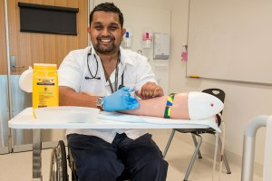 Medicine Graduate Dinesh Palipana