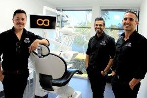 Oasis Dental Chirn Park - David Ashford, Andrew Firgaira and Bharat Agrawal