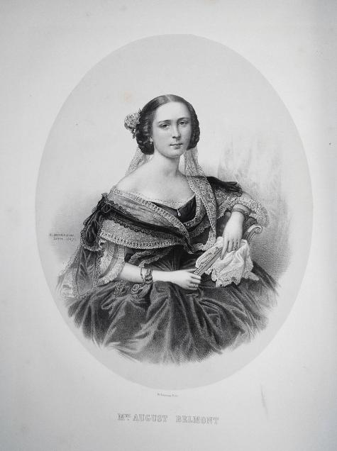 Mme. August Belmont
