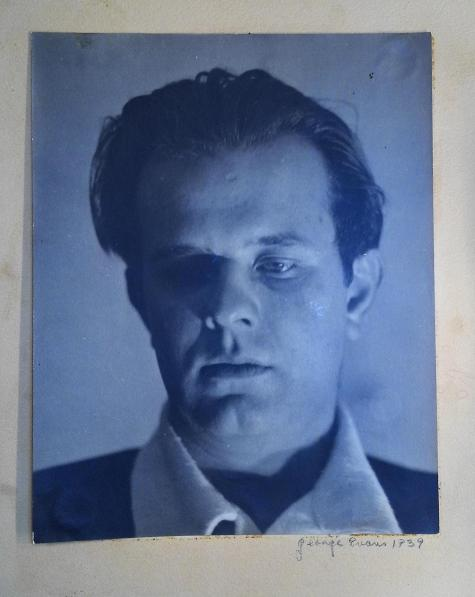 John Ward in 1939. Photo by George Evans.