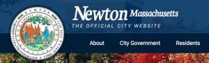 Newton Mayor Setti Warren Planning Department Report