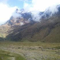 Hiking El Altar