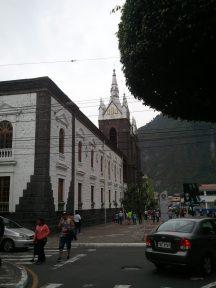 Iglesia en Baños