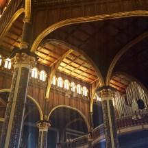 Organ pipes!