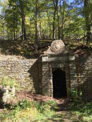 The Fountain of Youth. AKA an old stone building built around a natural spring.