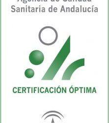 CONSECUCIÓN POR NUESTRO SERVICIO, DEL NIVEL OPTIMO DEL PROCESO DE CERTIFICACION DE LA AGENCIA DE CALIDAD SANITARIA DE ANDALUCIA.