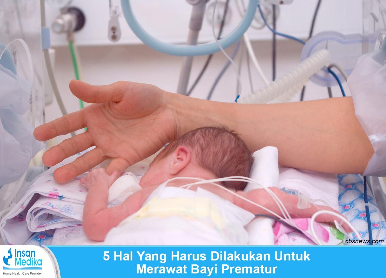cara merawat bayi prematur adalah