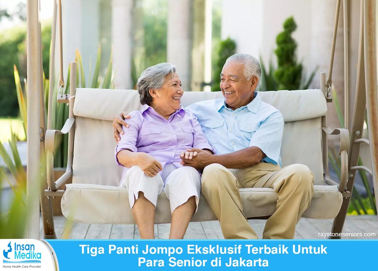 Daftar panti jompo terbaik di Jakarta