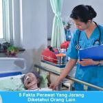 5 Fakta Perawat Yang Jarang Diketahui Orang Lain