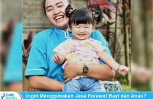 Jasa Perawat Bayi dan Anak Home Care