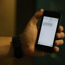 I - Inform, listen for or give real-time updates by any communication means possible. Photo by Lance Martin