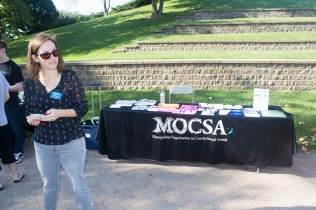 Cheyenne Clonch, Coordinator of Education and Outreach Services at MOCSA
