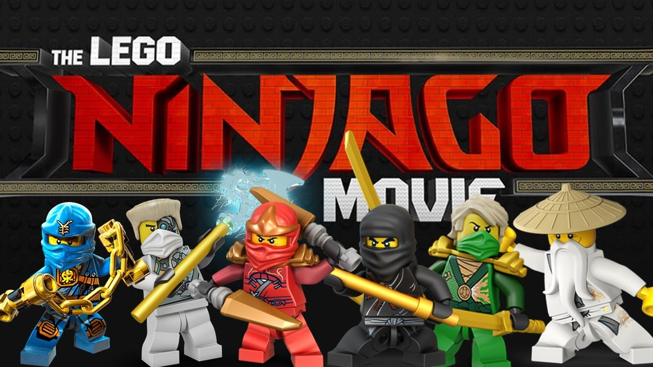 Movie review     The LEGO Ninjago Movie    not the best brick in the set     Movie review     The LEGO Ninjago Movie    not the best brick in the set
