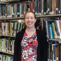 Jessica Tipton, Photo taken by Brandon Jessip. The Campus Ledger.