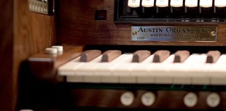 Austin organ