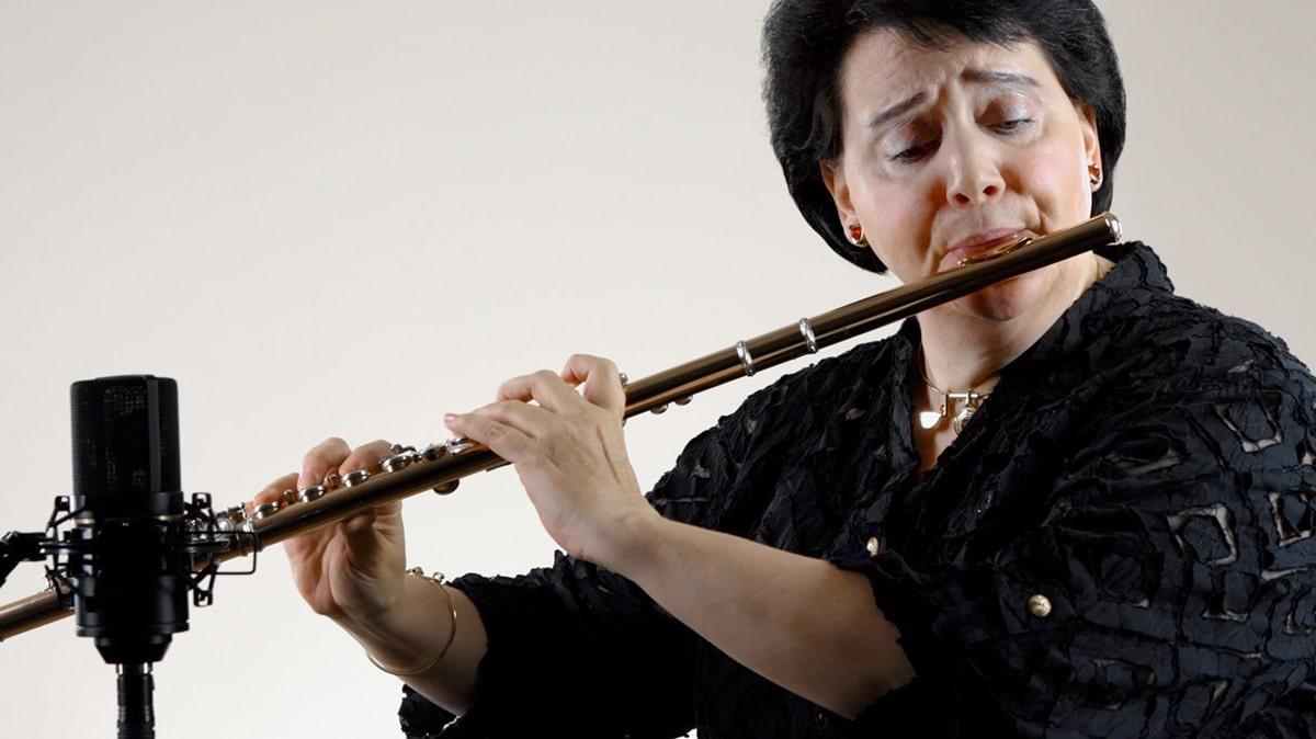 Tracy Harris flute piccolo