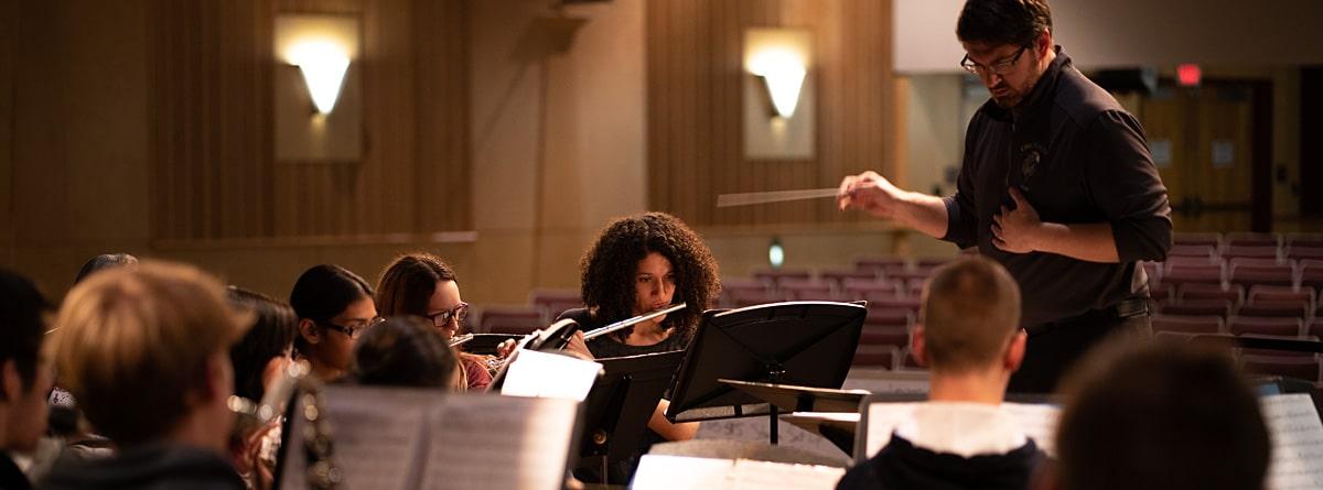 music ensemble