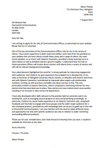 Amazing Kent Careers Cover Letter Also Covering Exle
