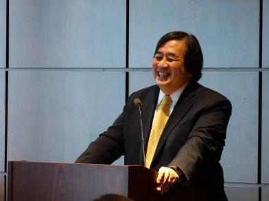 Professor Harold Koh