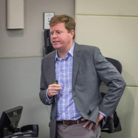 Professor Greg Reilly