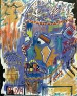 Cristina McNeiley acrylic painting