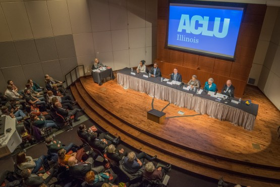 ACLU-IL Mayoral Forum