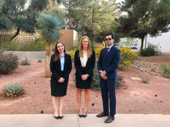 2018 Schreck MCHS Team in Vegas