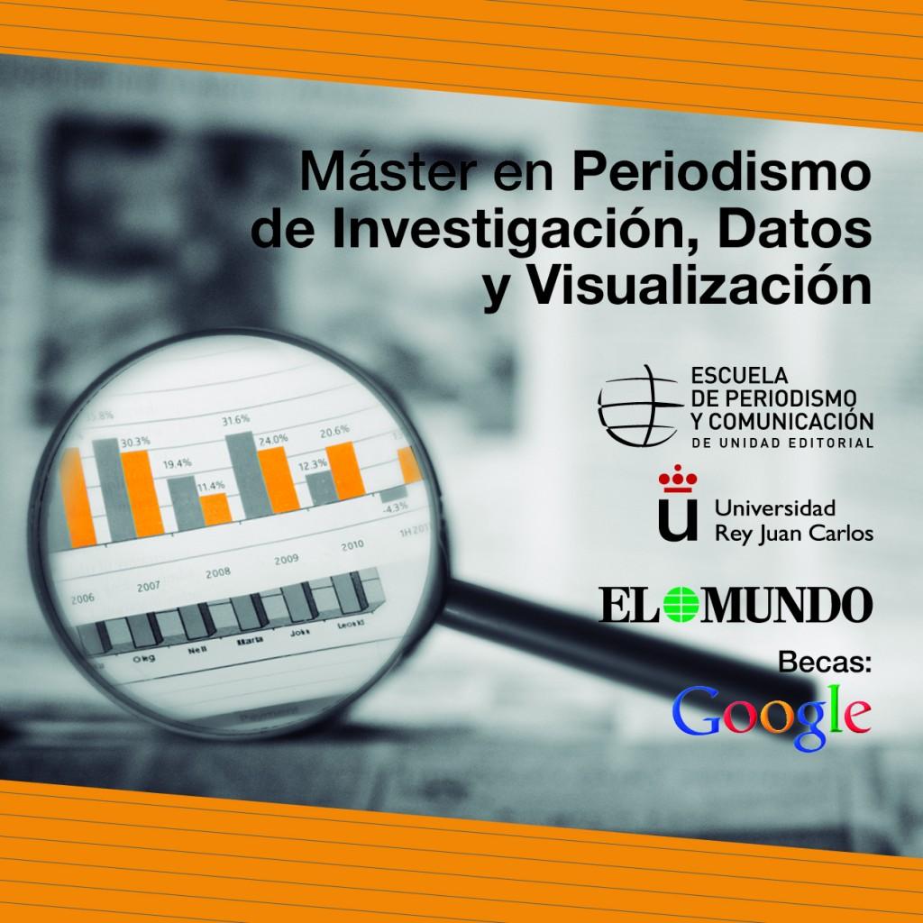 Resultado de imagem para master investigacion datos