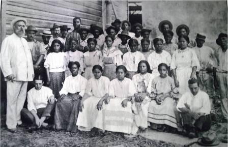 Trabajadores afrodescendientes a inicios del siglo XX