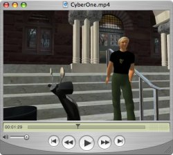 CyberOne Screenshot
