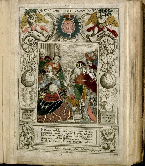 Hoefnagel, Joris, 1542-1601. Salus generis humani, 1600. Typ 630.00.454