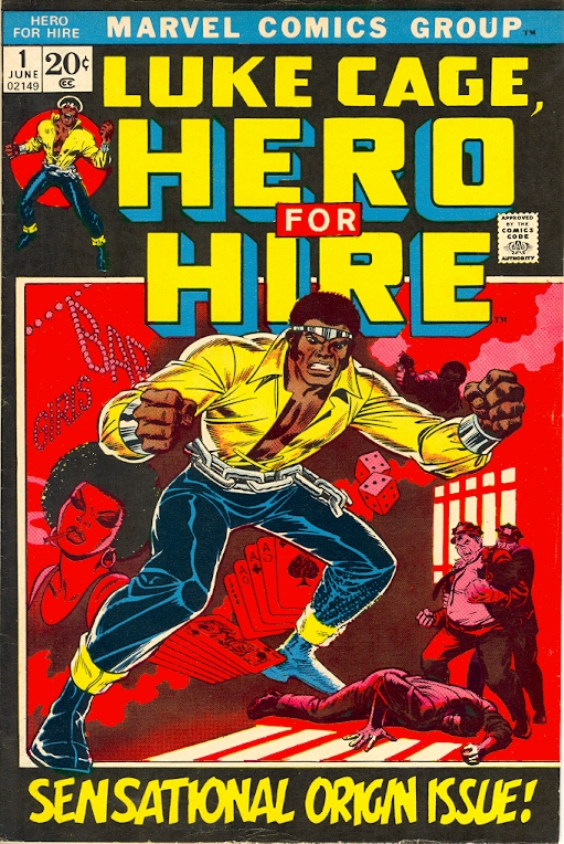 Luke Cage, Hero for Hire #1 (1972)