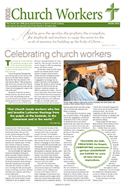 Celebrating Church Workers