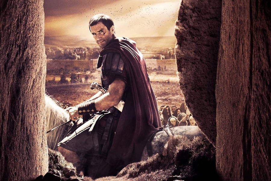 "In the film ""Risen,"" Joseph Fiennes plays a Roman tribune, Clavius, who is present at the crucifixion of Jesus and then must come to terms with who Jesus is, based on hard evidence."